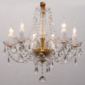 Фото 1 Подвесная люстра 1736-6P в стиле классический