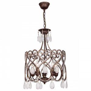 Фото 2 Подвесной светильник 1744-5P в стиле модерн