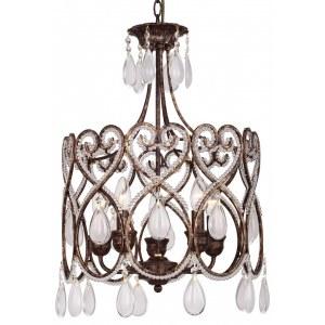Фото 1 Подвесной светильник 1744-5P в стиле модерн
