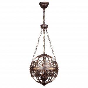 Фото 2 Подвесной светильник 1745-5P в стиле модерн
