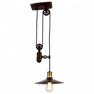 Фото 2 Подвесной светильник 1762-1P в стиле техно