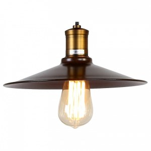 Фото 1 Подвесной светильник 1762-1P в стиле техно