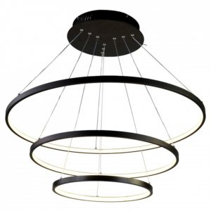 Фото 2 Подвесной светильник 1764-18P в стиле техно