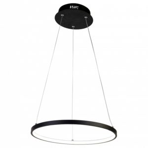 Фото 2 Подвесной светильник 1764-4P в стиле техно