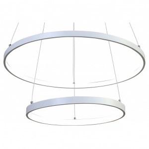 Фото 1 Подвесной светильник 1765-10P в стиле техно