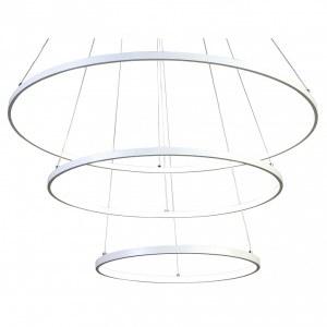 Фото 1 Подвесной светильник 1765-18P в стиле техно