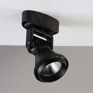 Фото 2 Настенно-потолочный прожектор 1766-1U в стиле техно