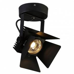 Фото 1 Настенно-потолочный прожектор 1770-1U в стиле техно