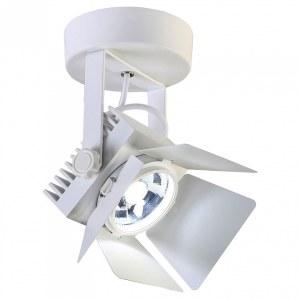 Фото 1 Настенно-потолочный прожектор 1771-1U в стиле техно