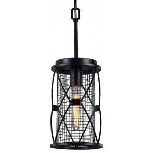 Фото 1 Подвесной светильник 1783-1P в стиле техно