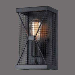 Фото 2 Накладной светильник 1784-1W в стиле техно