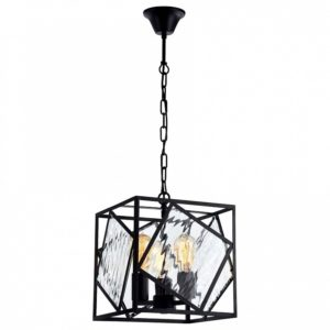 Фото 2 Подвесной светильник 1785-3P в стиле техно