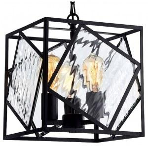 Фото 1 Подвесной светильник 1785-3P в стиле техно