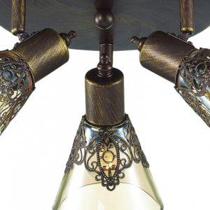 Детальное фото 3 Спот 1795-3U в стиле модерн