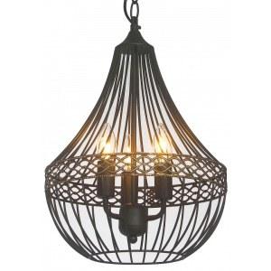 Фото 1 Подвесной светильник 1800-3P в стиле техно