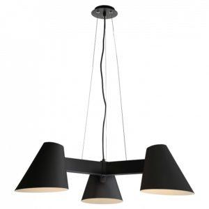 Фото 2 Подвесной светильник 1854-3P в стиле модерн