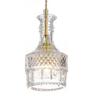 Фото 1 Подвесной светильник 1857-1P в стиле модерн