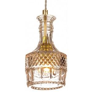 Фото 1 Подвесной светильник 1858-1P в стиле модерн