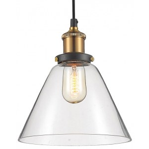 Фото 1 Подвесной светильник 1875-1P в стиле техно