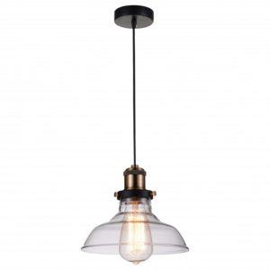 Фото 2 Подвесной светильник 1876-1P в стиле техно