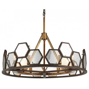 Фото 1 Подвесной светильник 1904-6P в стиле модерн