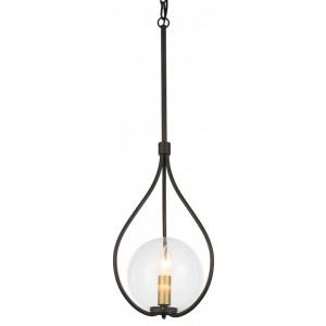 Фото 1 Подвесной светильник 1905-1P в стиле техно