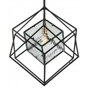 Фото 1 Подвесной светильник 1909-1P в стиле модерн