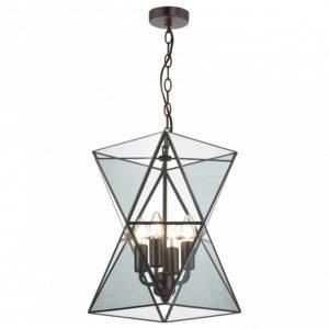 Фото 2 Подвесной светильник 1919-4P в стиле модерн