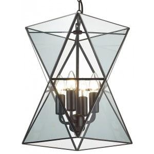 Фото 1 Подвесной светильник 1919-4P в стиле модерн