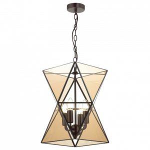 Фото 2 Подвесной светильник 1920-4P в стиле модерн