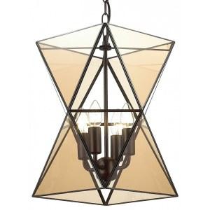 Фото 1 Подвесной светильник 1920-4P в стиле модерн