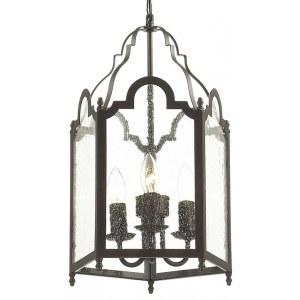 Фото 1 Подвесной светильник 1954-3P в стиле модерн