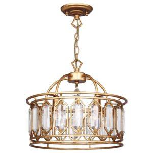 Фото 2 Подвесной светильник 2021-5P в стиле модерн