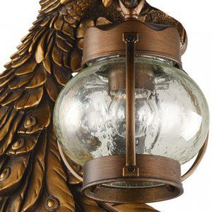 Детальное фото 3 Светильник на штанге 2081-1W в стиле флористика