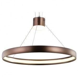 Фото 1 Подвесной светильник 2102-2P в стиле техно