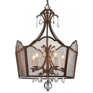 Фото 1 Подвесной светильник 2148-5P в стиле модерн