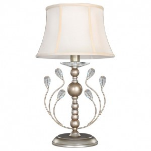 Фото 1 Настольная лампа декоративная 2171-1T в стиле флористика