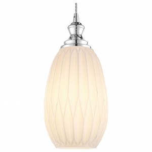Фото 1 Подвесной светильник 2184-1P в стиле модерн