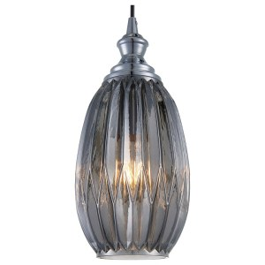 Фото 1 Подвесной светильник 2186-1P в стиле модерн