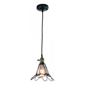 Фото 2 Подвесной светильник 2247/03 SP-1 в стиле техно
