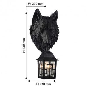 Детальное фото 2 Светильник на штанге 2252-1W в стиле модерн