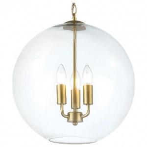 Фото 1 Подвесной светильник 2295-3P в стиле модерн