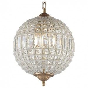 Фото 1 Подвесной светильник 2296-3P в стиле модерн