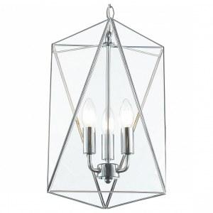 Фото 1 Подвесной светильник 2297-3P в стиле модерн