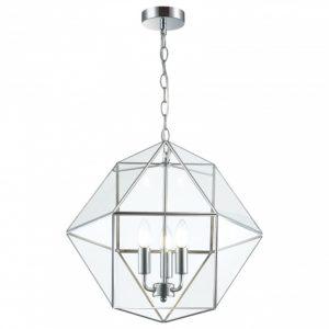 Фото 2 Подвесной светильник 2298-3P в стиле модерн