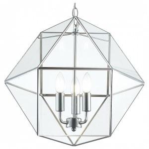 Фото 1 Подвесной светильник 2298-3P в стиле модерн