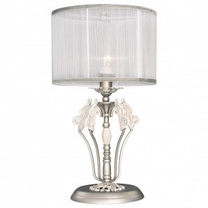 Фото 1 Настольная лампа декоративная 2306-1T в стиле флористика