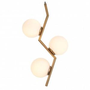 Фото 1 Подвесной светильник 2330-3P в стиле модерн