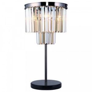 Фото 1 Настольная лампа декоративная 3002/06 TL-3 в стиле модерн