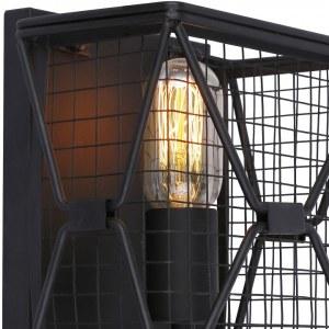 Детальное фото 2 Накладной светильник 5009/04 AP-1 в стиле лофт